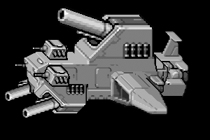 Boss ship :Advance wars'ish by QuaziGnrlNose