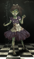 Bioshock 2 :: Good Girl by goth-bird