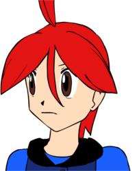 Pokemon OC - Stephan (small portrait) by ZetaRESP