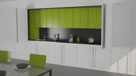 Kitchen 7 by qlas