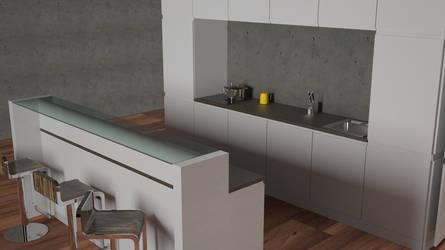 Kitchen 8 by qlas