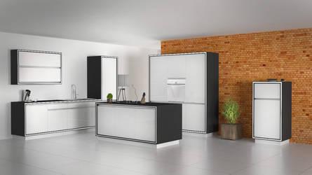 Kitchen 10 by qlas