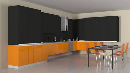Kitchen 11 by qlas