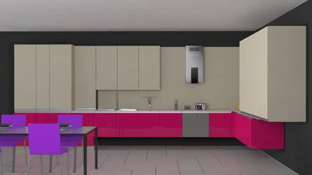 Kitchen 12 by qlas