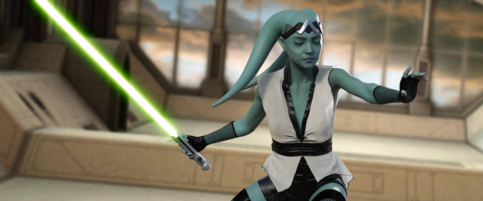 Warrior of the Force