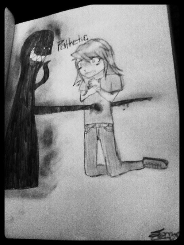 Pathetic by 3600LetGo