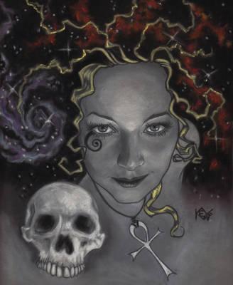 Eva is Death by KeyD