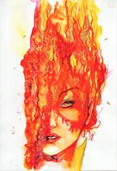 Firestar by KeyD