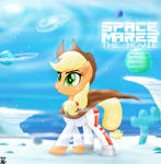 AppleJack G5 SPACE MARES MOVIE (1990)