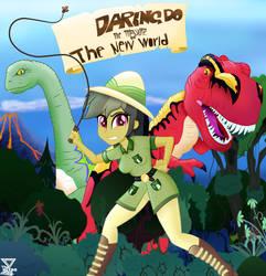 Daring Doo The treasure of the new world