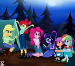 EQG Camping (part one)