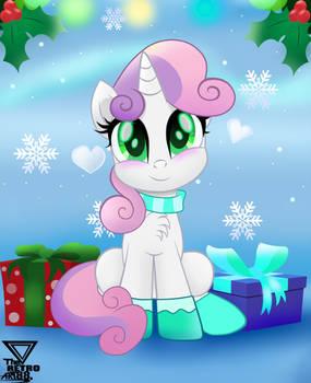 Sweetie belle Holidays