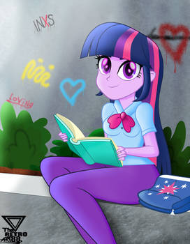Just Twilight Sparkle