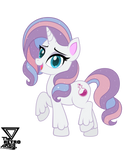 Potion Nova Pony Life mlp Vector