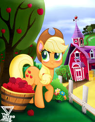 AppleJack Hard day