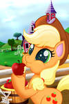 AppleJack Fresh apple