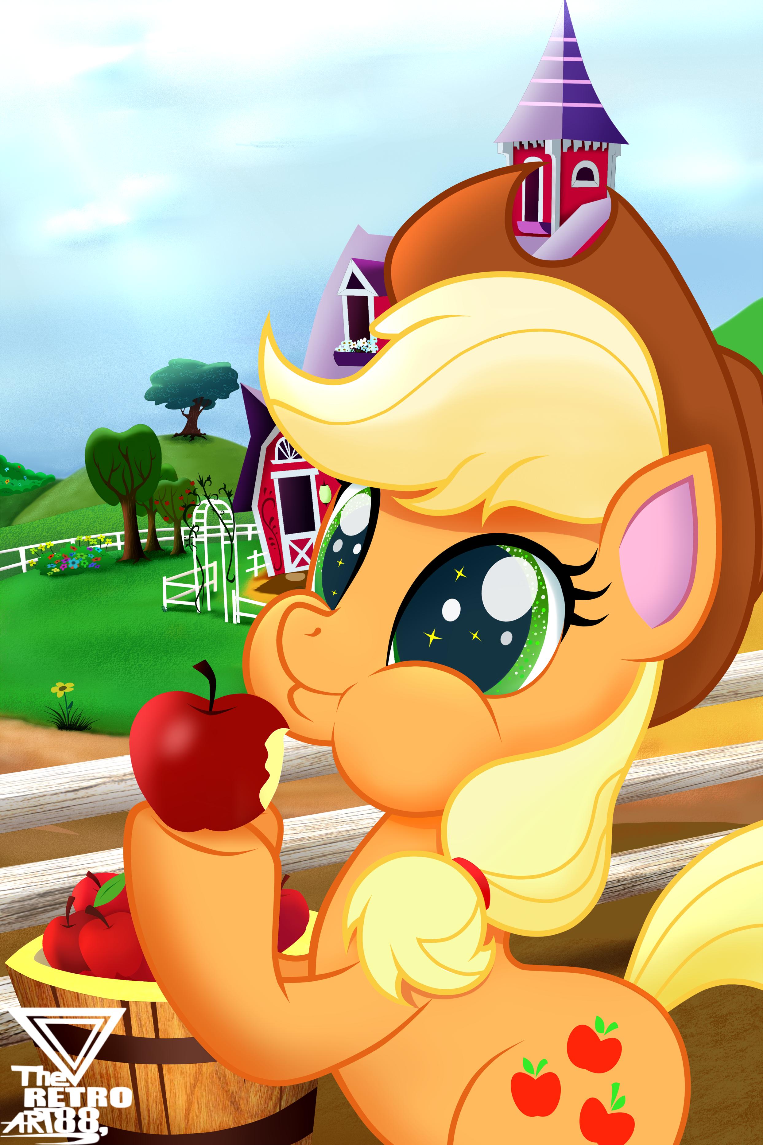 AppleJack Fresh apple