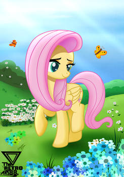 Fluttershy ride time