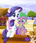 Rarity And spike pass time