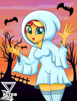 <b>Ghostly Shimmer (Halloween Special)</b><br><i>TheRETROart88</i>