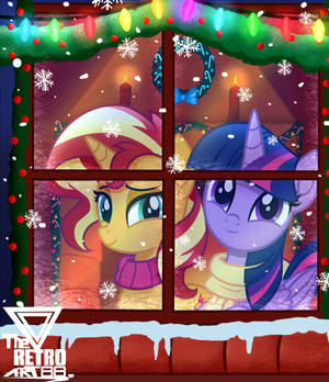 Hearth's warming with friends (Christmas special)