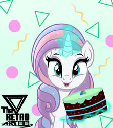 One cake for me? (Birthday special) by TheRETROart88