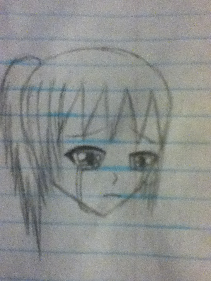 Sad Girl Alone Sketch Images amp Pictures Becuo