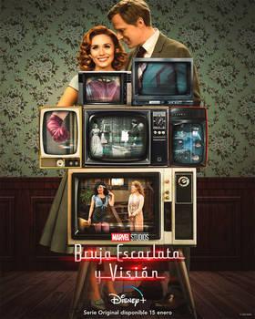 Bruja Escarlata y Vision 1x01 1x02 ver online