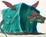A gelatinous dragon?