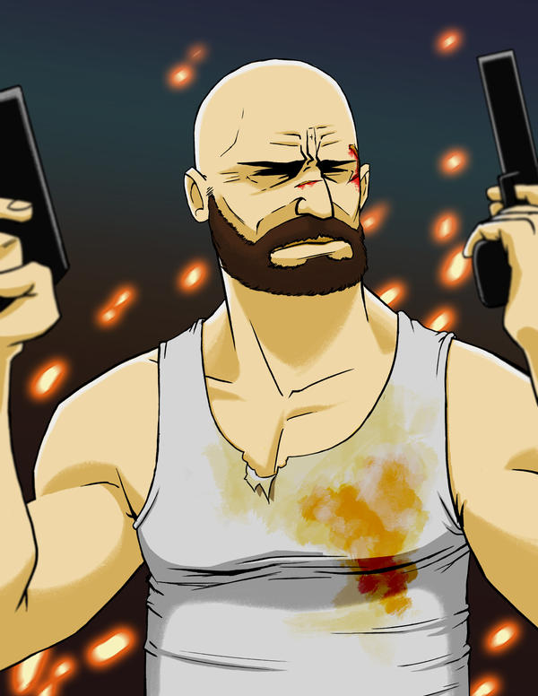 Max Payne by Morier23