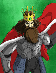 Mad King by Morier23