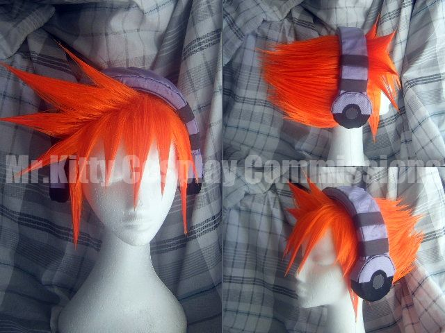 Neku Wig by mrkittycosplay