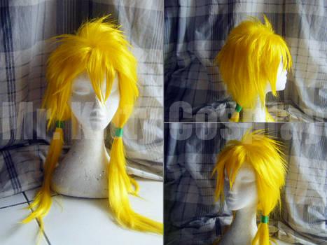 Halibel Cosplay Wig V.2 bleach
