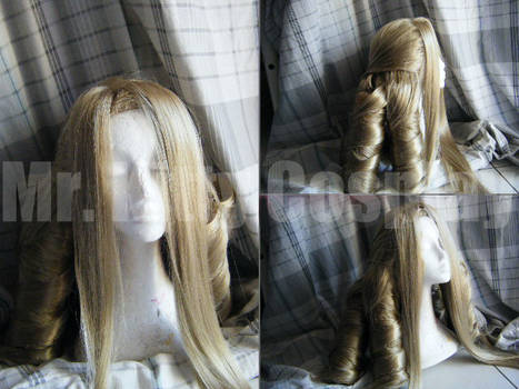 Caterina Sforza Cosplay Wig