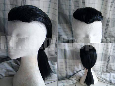 Pippin, Berserk Cosplay Wig