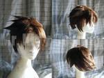 Bartz FF:Dissida Cosplay Wig