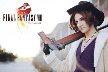 Final Fantasy VIII, Irvine