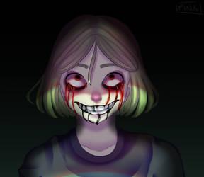 Terrible fate by PinkMirukuu