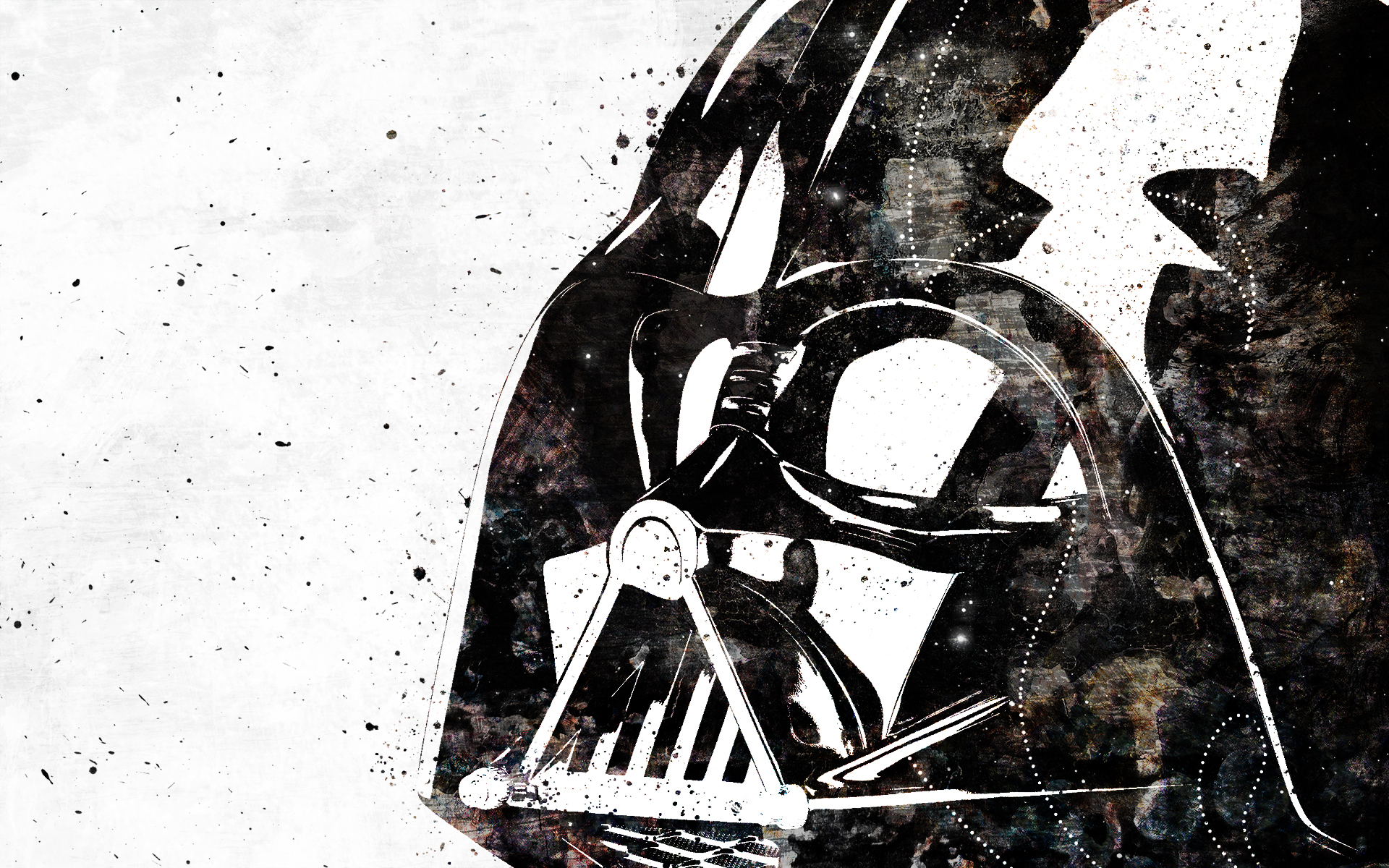 Darth Vader by icantfindone
