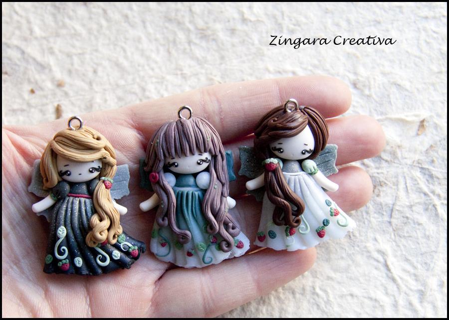 fairies by zingaracreativa
