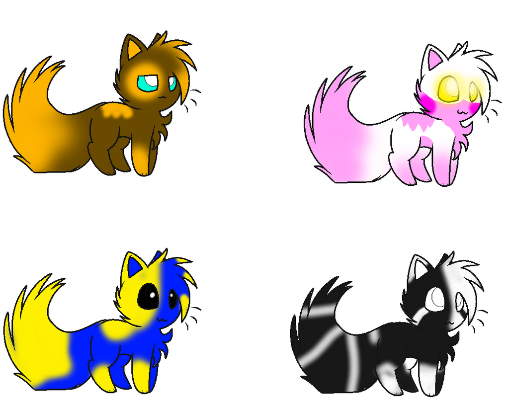 Song based fnaf kittens 2 4 open by snows sweet adopts on deviantart