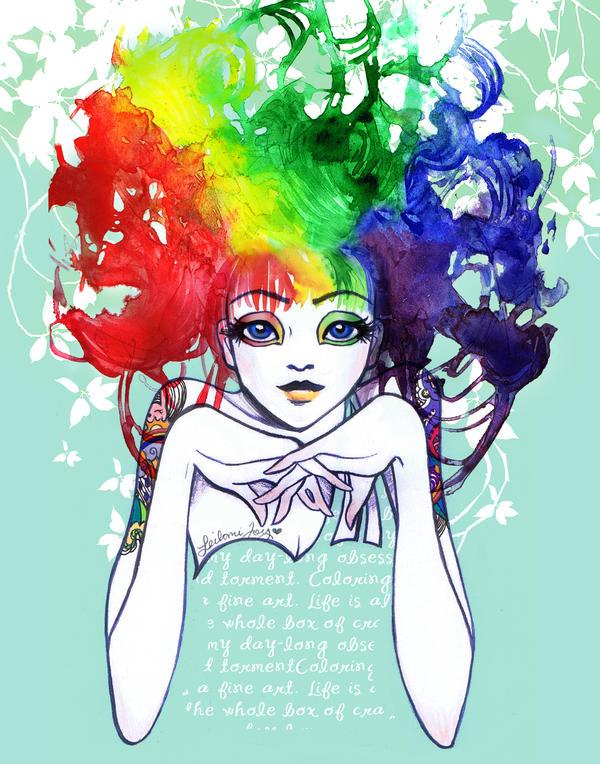 Spectra by LeilaniJoy