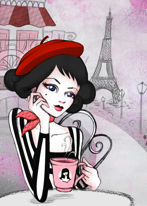 Brigitte by LeilaniJoy