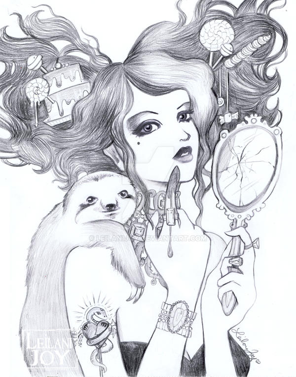 Seven by LeilaniJoy
