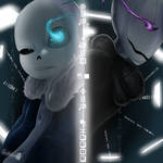 Echo - Sans and Gaster