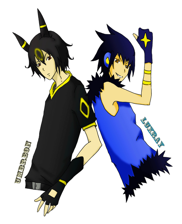 Ginjinka Umbreon and L...