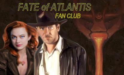Fate of Atlantis Fan Club ID by ladyjuliet