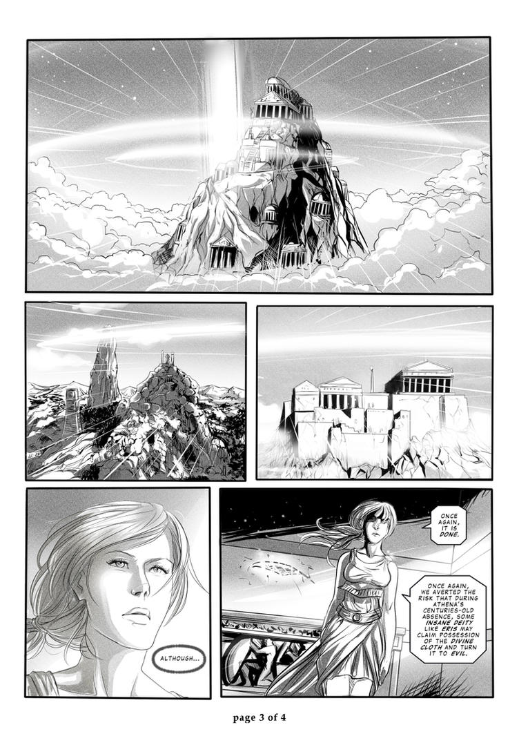 Saint Seiya TLC- The Lost Memory  -ENG- PAG 3 by Afterlaughs