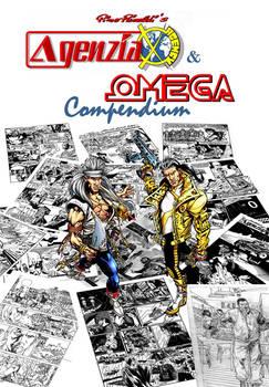Agenzia X e Omega Compendium Cover art