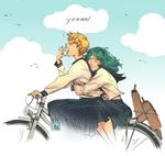 HaruMichi - Morning ciclying